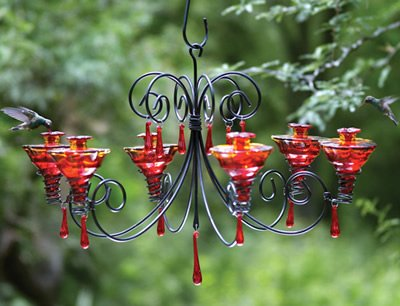 Grand Chandelier Blossom Feeder