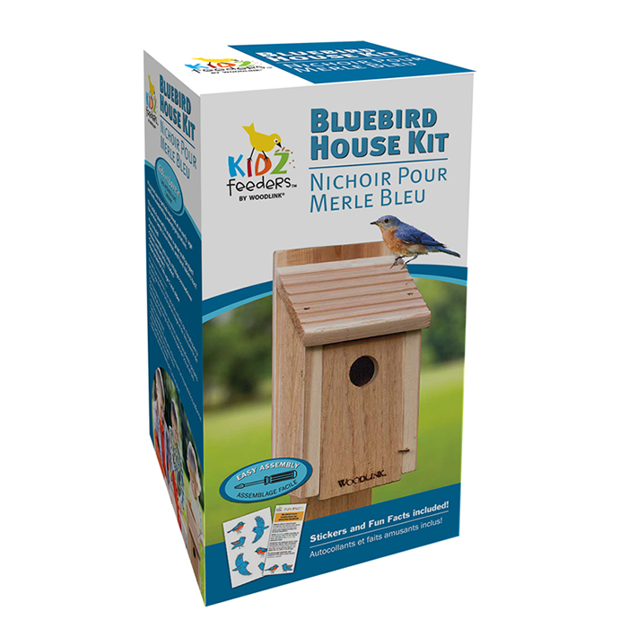 Duncraft Com Bluebird House Diy Craft Kit