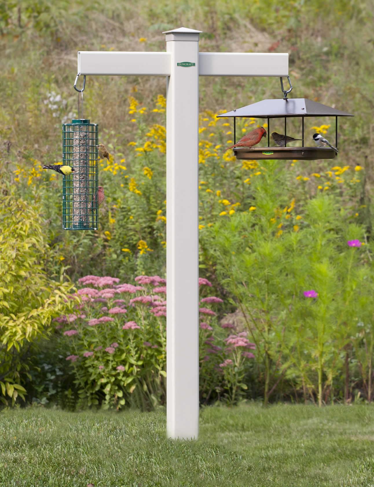 hangers bath mounted backyard feeder decks deck pinterest pin bird for to miniature