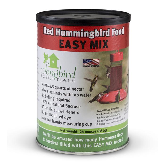 All Natural Red Hummingbird Nectar