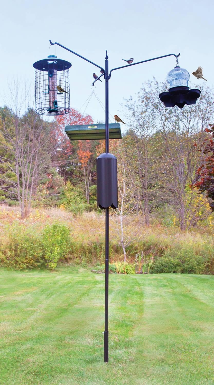 feeder railing hangers decks pin pinterest feeders for bird