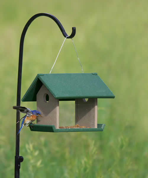 Adjustable Single Birdfeeder Hanger