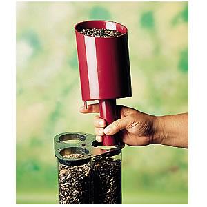 Bird Seed Scoop Funnel
