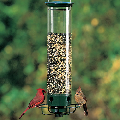 Droll Yankees Squirrel-Proof Flipper Bird Feeder