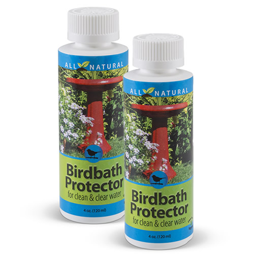 4 oz. Bird Bath Protector - Set of 2