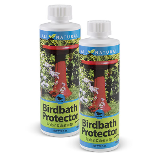8 oz. Bird Bath Protector - Set of 2