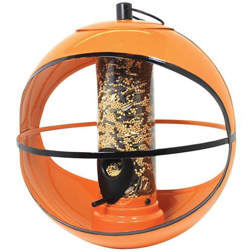 Basketball Seed Feeder