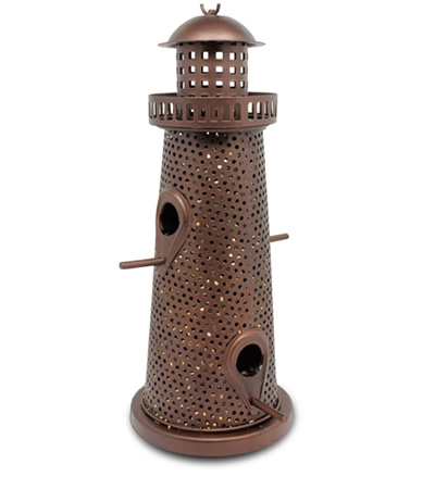 Songbird Lighthouse Feeder