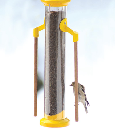Wingfield Nyjer Feeder with Perches