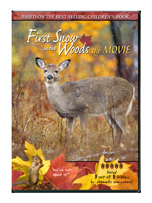 "Go on a beautiful photographic journey deep into the autumn woods.  The animals of the forest get ready for the year's first winter storm. They hear the cries from the great gray owl who came down from the far north carrying the warning, ""Winter is coming early this year! Prepare."" You will be fascinated by the exquisite photographs of wildlife amid a background of vibrant autumn reds and golds. Will the animals be ready for the cold, hard winter to come? By award winning authors and photographers, Carl R. Sams II and Jean Stoick. Winner of a Mom's Choice Awards -- 2008 Gold Recipient! DVD"