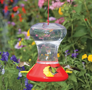 Fliteline Hummingbird Feeder
