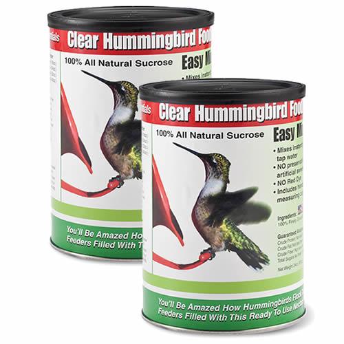 Hummingbird Nectar, Set of 2