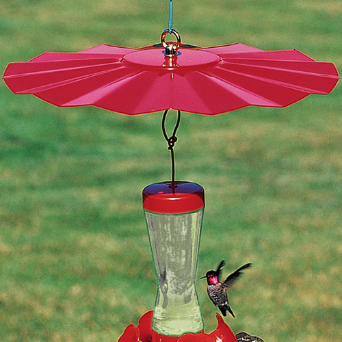Hummingbird Weather Baffle
