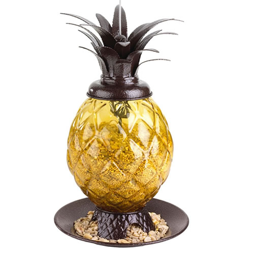 Welcome Pineapple Feeder