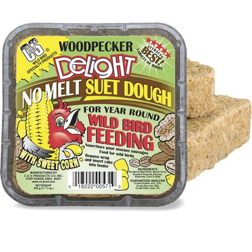 Woodpecker Delight Suet Cakes