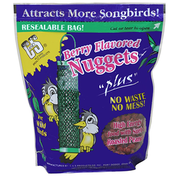 Berry Nuggets, Set of 3