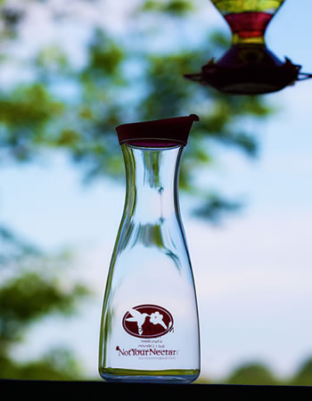 Not Your Nectar Carafe