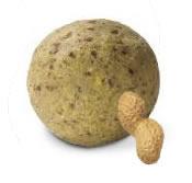 Peanut Butter Suet Balls