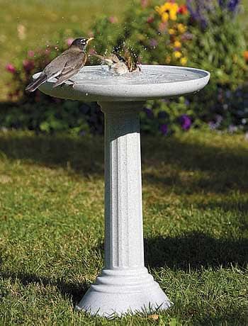 Duncraft Com All Seasons Kozy Spa Bird Bath