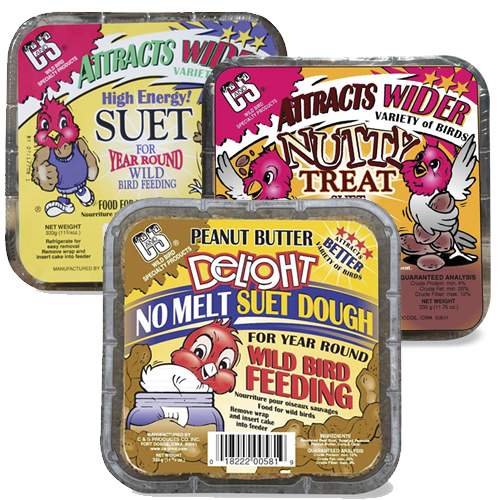 Suet Sampler - Set of 6