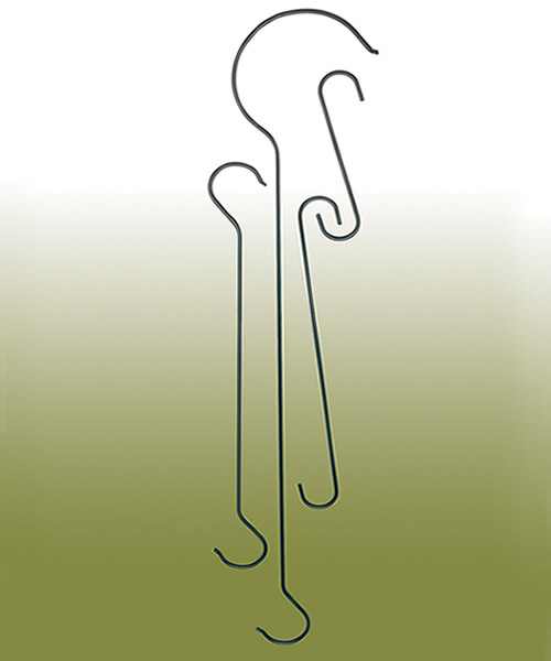 Wrought Iron Hanger Hooks