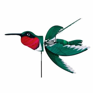"37"" Hummingbird Spinner"