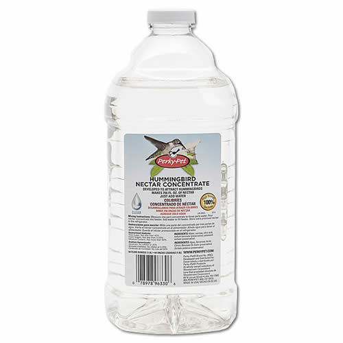 Clear Nectar Concentrate 64 oz. Bottle
