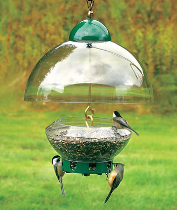 Big Top Squirrel Proof Feeder