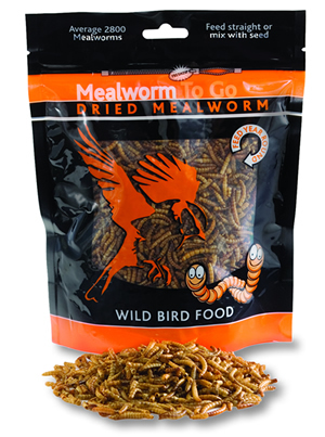 Meal Worms To Go