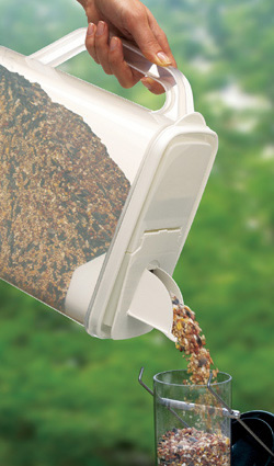Seed Storage Container : bird food storage  - Aquiesqueretaro.Com