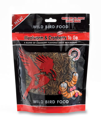 Meal Worms To Go Cranberry