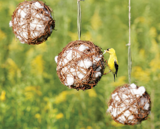 Grapevine Nesting Globes, Set of 3