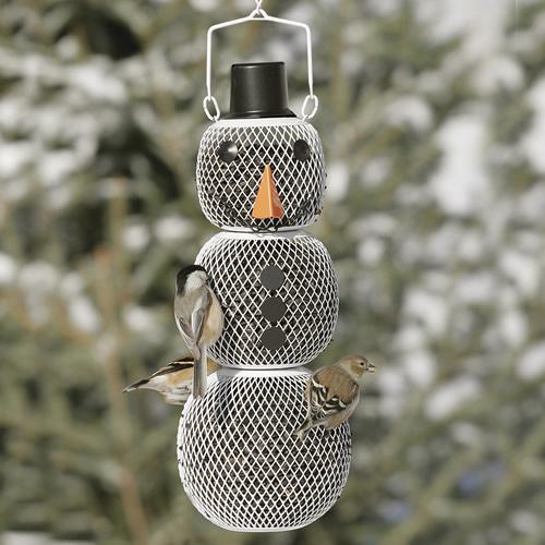 Snowman Feeder (38% OFF)