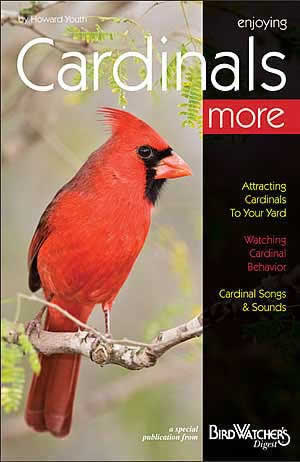 A helpful guide to understanding beautiful Northern Cardinals! Learn how to attract, feed, please and protect this North American treasure. This booklet offers wonderful color photographs to illustrate the Northern Cardinal's behavior, feeding habits, and more! (32-page, full-color booklet).