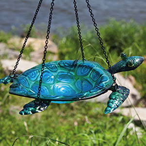 Sea Turtle Bird Feeder