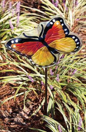 Monarch Butterfly Bird Dish