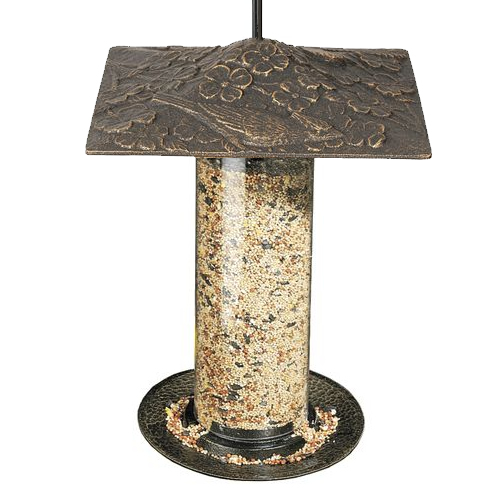 Whitehall Cardinal Tube Bird Feeder (30035) photo