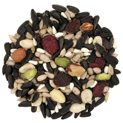 Duncraft Fruit Berry Nut Blend Wild Bird Seed, 5 or 20-lb bag