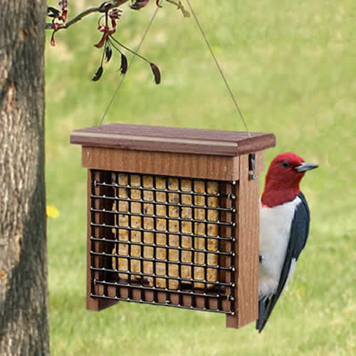 Eco Strong Suet Feeder