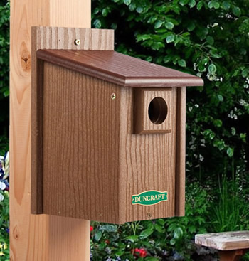 Duncraft Eco-Strong Bird House