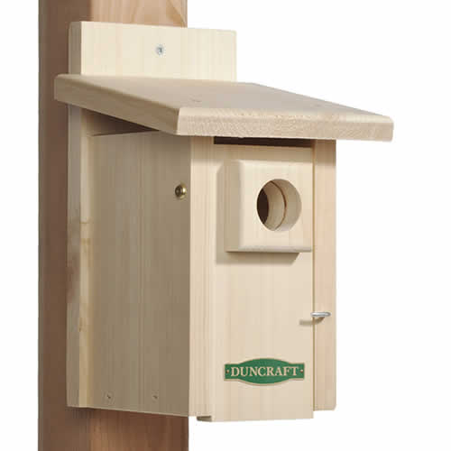 Extreme Ventilated Bird House