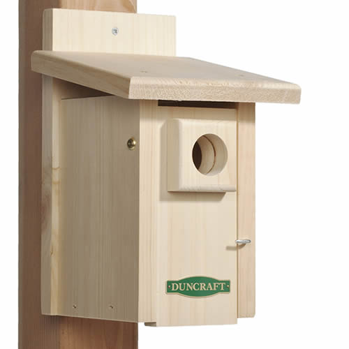 Ventilated Bird House
