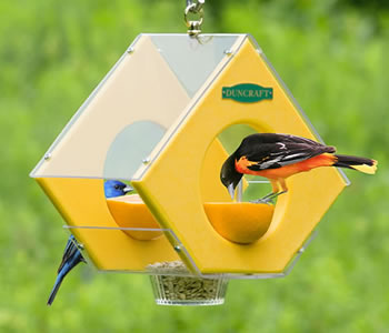 Eco Strong Fruit Nut Feeder