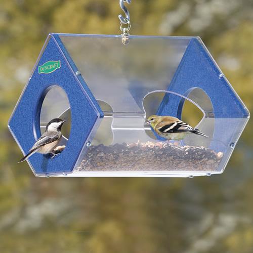 Duncraft Eco-Delight Platform Bird Feeder (3134) photo