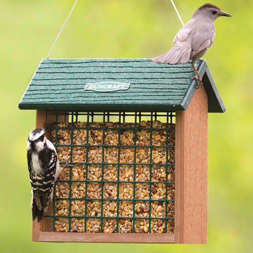 Eco Strong Seed Block Feeder