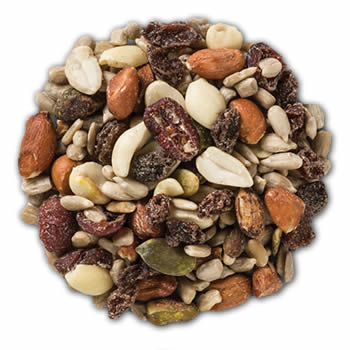 Zero Waste Fruit Blend Bird Seed