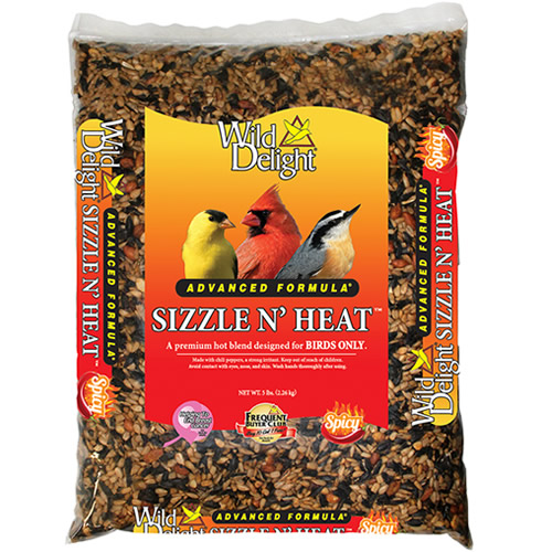 Wild Delight Sizzle N Heat Bird Seed