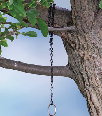 "36"" Bird Feeder Chain"