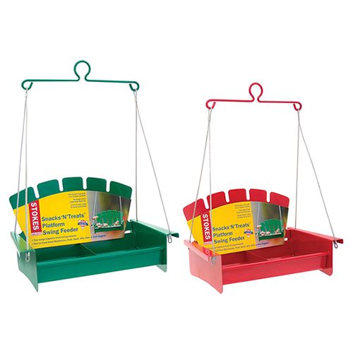 Snacks N Treats Platform Swing - Set of 2