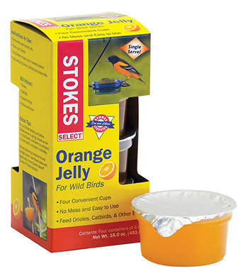 Stokes Select Orange Jelly